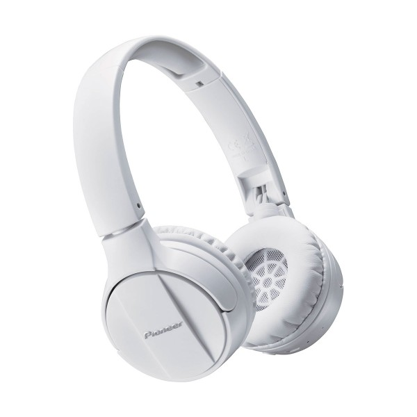 pioneer auriculares blancos bluetooh inalambrico buena calidad barato