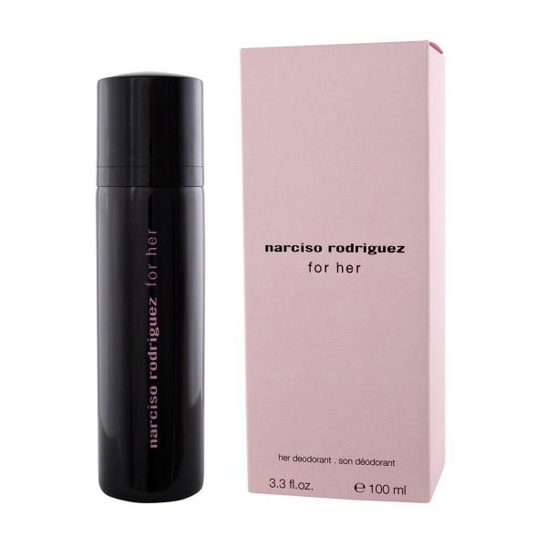 Narciso rodriguez for her desodorante for her 100ml vaporizador