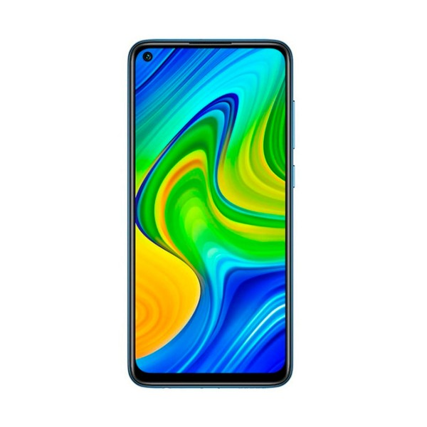 Xiaomi redmi note 9 gris medianoche móvil 4g dual sim 6.53'' ips fhd+ octacore 64gb 3gb ram quadcam 48mp selfies 13mp