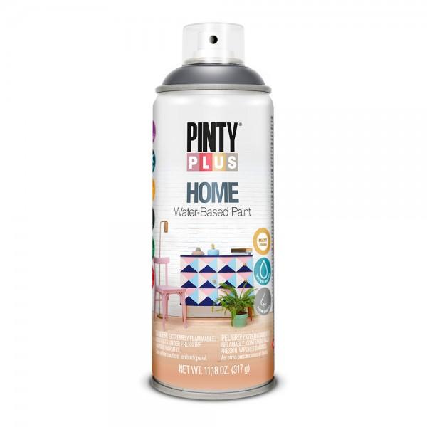Pintura en spray pintyplus home 520cc black hm438